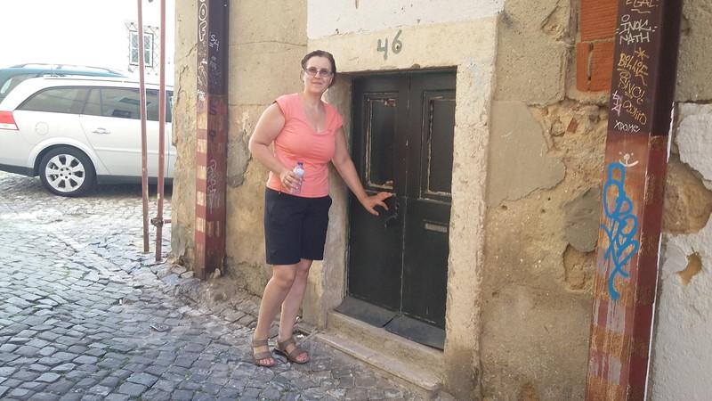 20170727 163522 Lisszabon a Castelo de S. Jorge felé