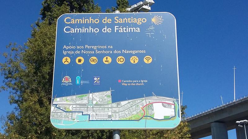 20170728 104651 Lisszabon Camino a Ponte Vasco da Gama lábánál