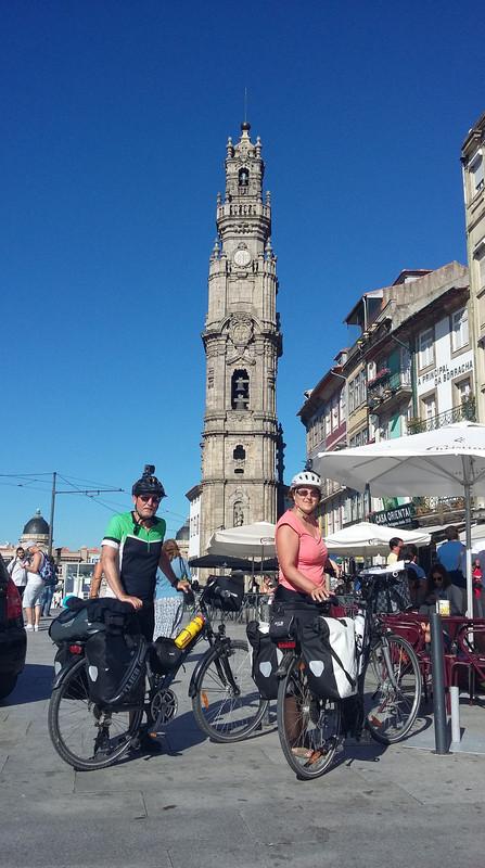20170803 175432 Porto Clerigos torony