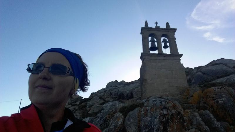 20170811 200501 Muxia Iglesia de Santa María
