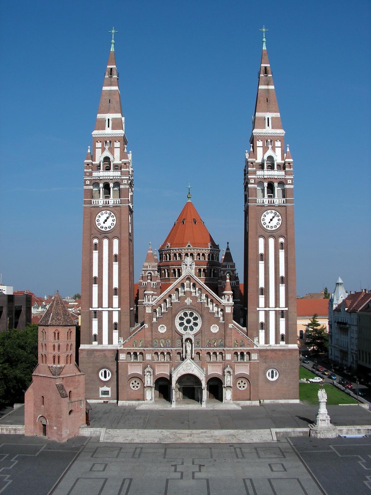 rezirezi: Szeged A Dóm