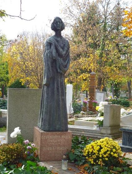 Gyurkovics Mária
