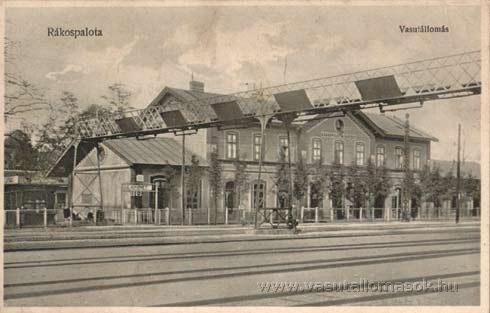 Rákospalota-Újpest vasútállomás