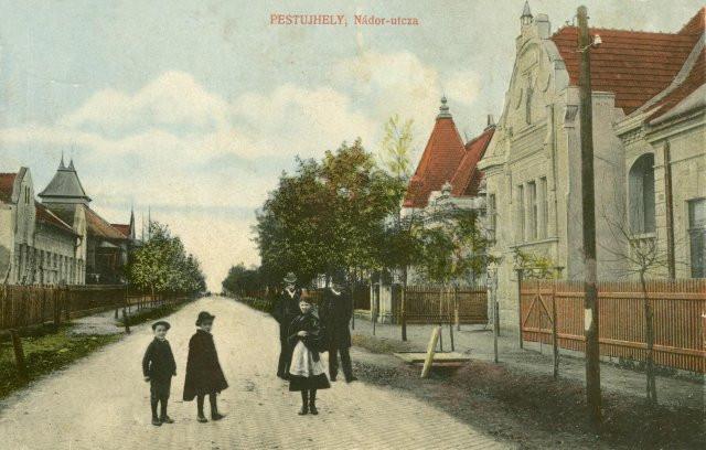 Bezsilla Nándor utca