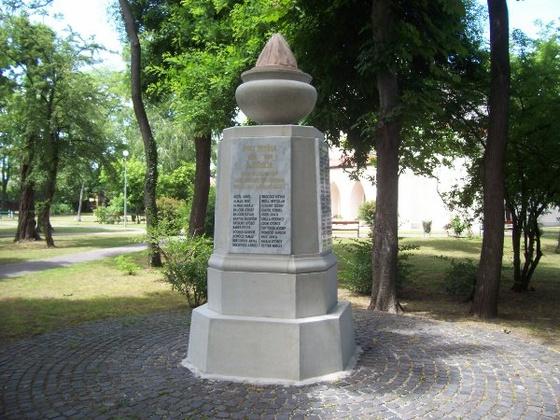 Hősi emlékmű, Pestújhely