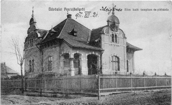 Pestújhely, Bors-villa