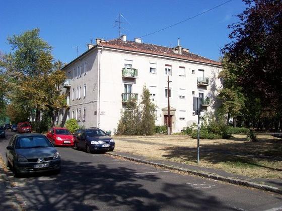 Őrjárat utcai szocreál lakótelep