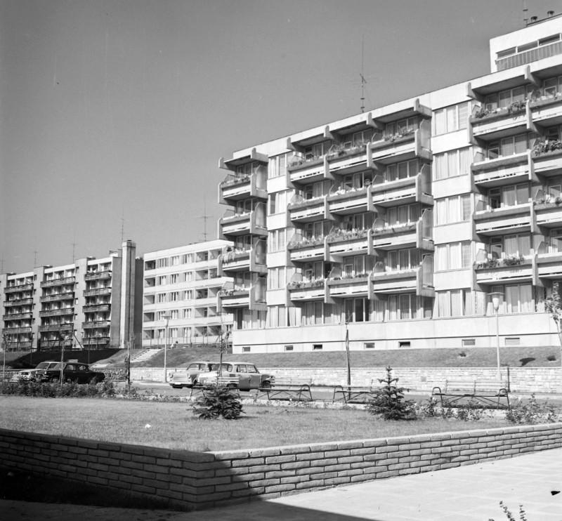 Palotabarát: Budafoki kísérleti lakótelep