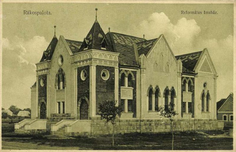Rákospalotai református imaház