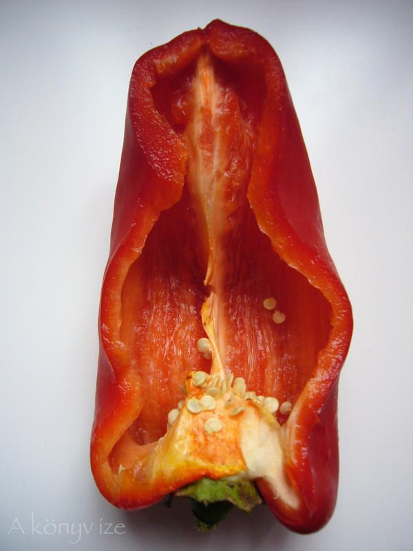 paprika belső