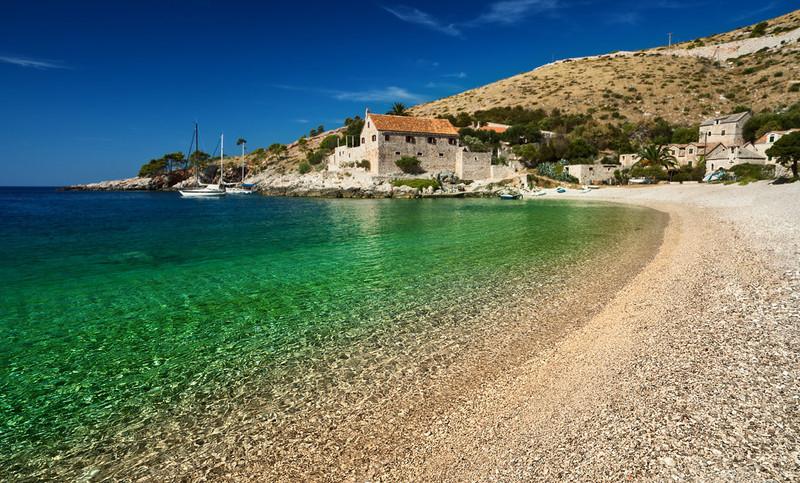 Dubovica-beach-island-Hvar