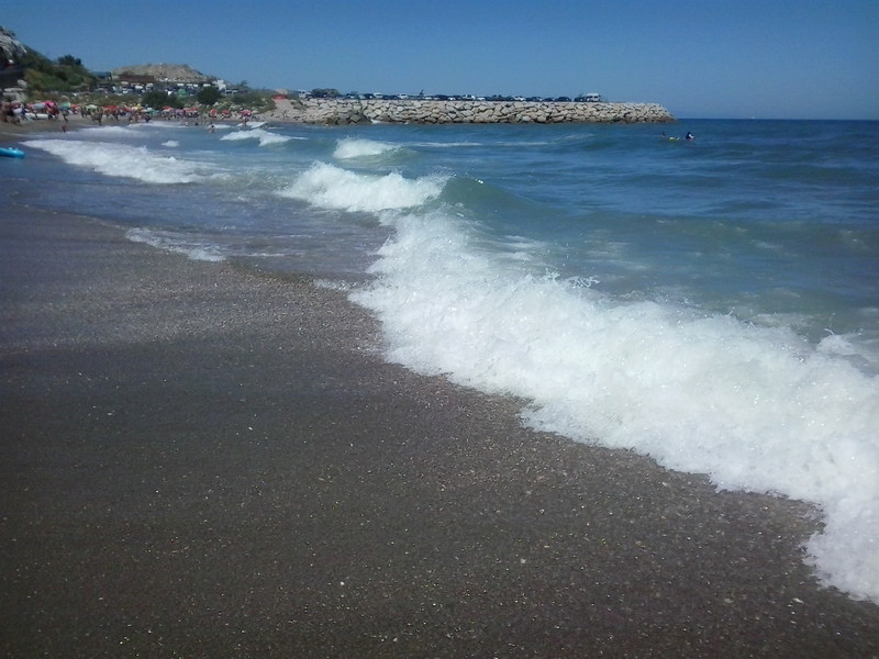 gibraltári tengerpart