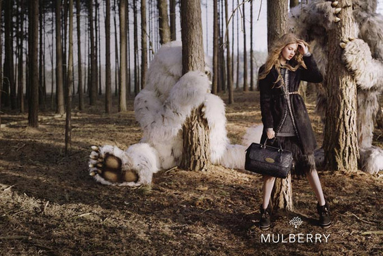 The Strange: mulberry1
