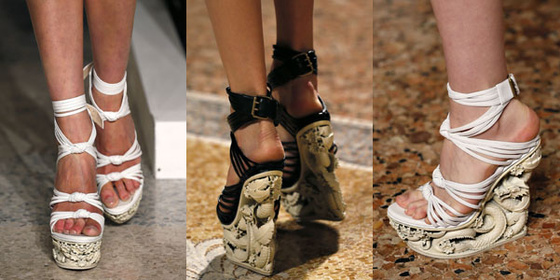 The Strange: puccishoes