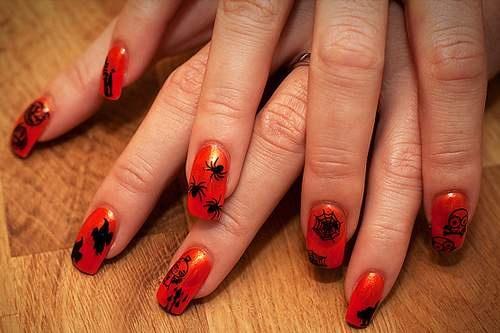 The Strange: nails5