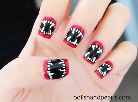 The Strange: nails4