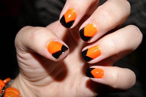 The Strange: nails8