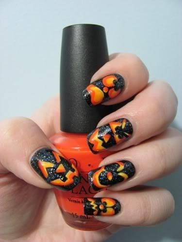 The Strange: nails11