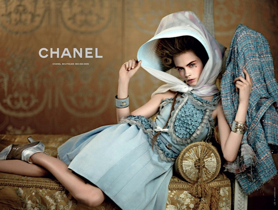 The Strange: chanel1