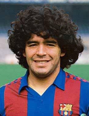 The Strange: maradona