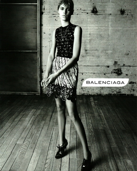 The Strange: balenciaga2