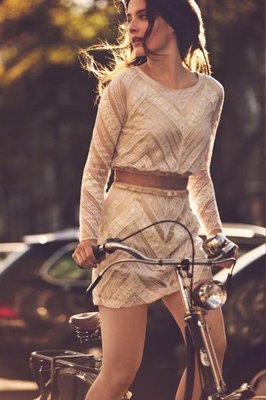 The Strange: bike1