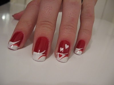 The Strange: manicure5