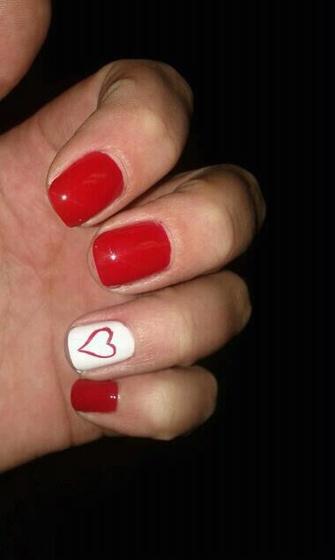 The Strange: manicure12