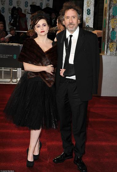The Strange: bafta-crazy-couple