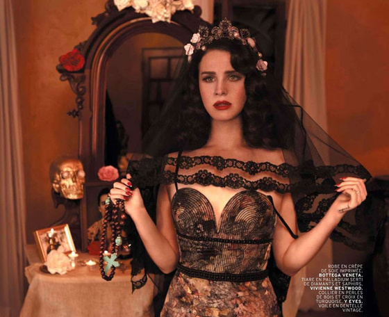The Strange: lana13