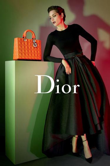 The Strange: lady-dior1