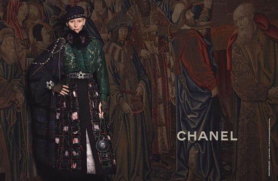The Strange: chanel3