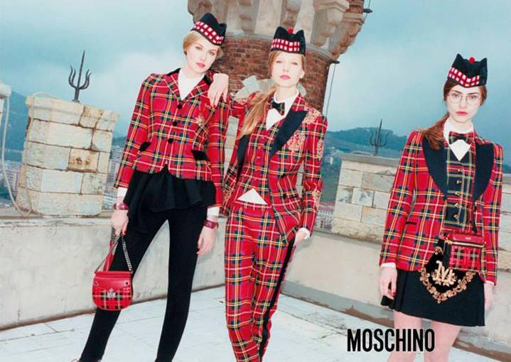 The Strange: moschino