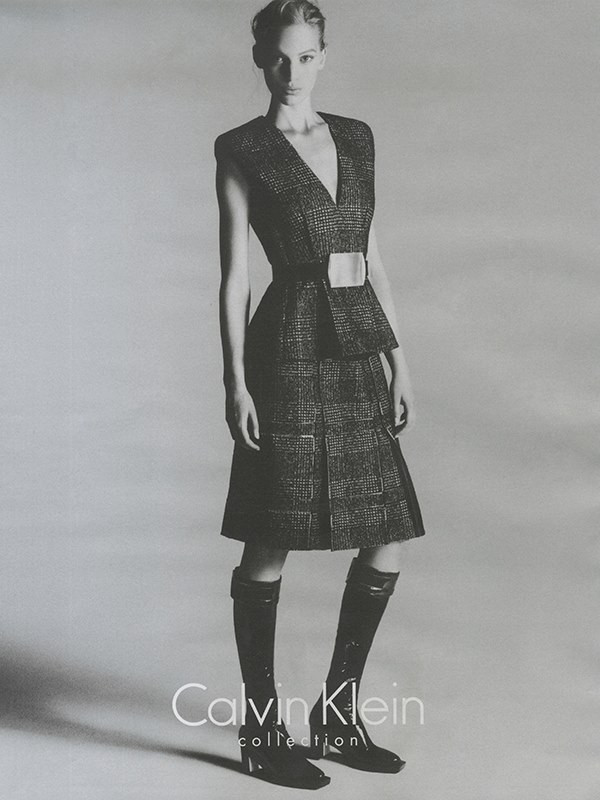 Axente Vanessa a Calvin Klein őszi arca! - Strange s fashion   gossip 96e3eb1445