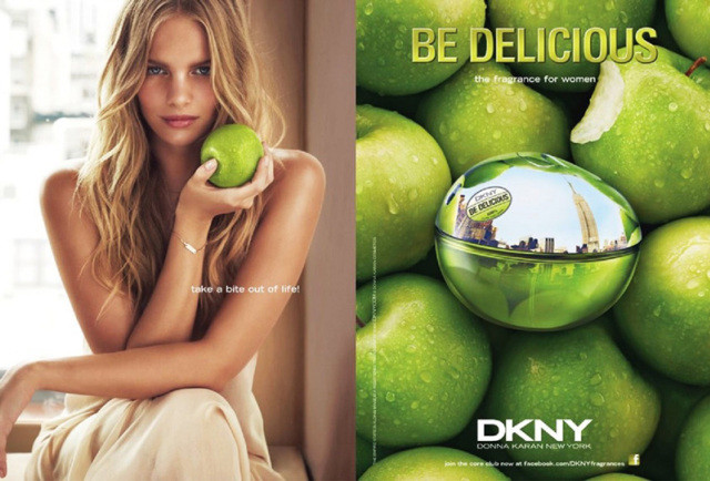 The Strange: dkny1