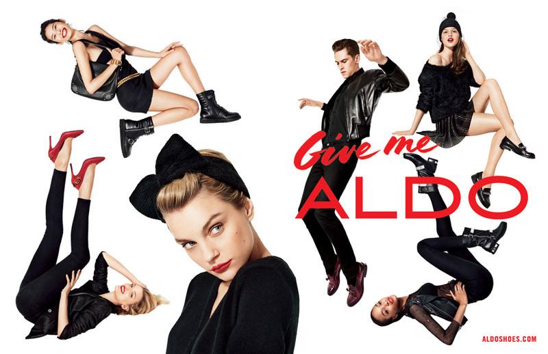 The Strange: aldo-fall-advertising1