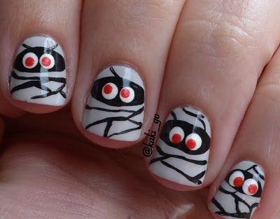 The Strange: nail-art9 - indafoto.hu