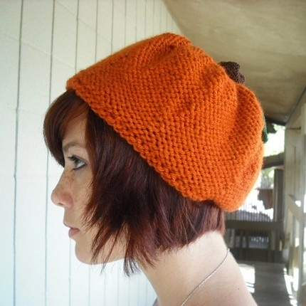 The Strange: pumpkin hat1