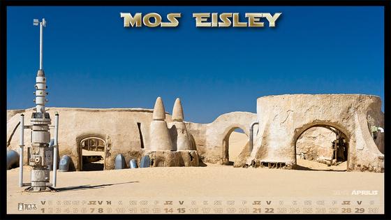 wyx: Április – Mos Eisley belvárosa