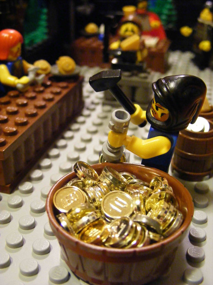 tutu: 9 Az aranyforint 2