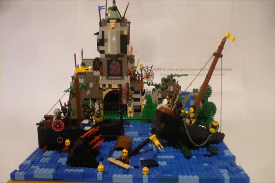 tutu: 13 Búvár Kund léket üt III. Henrik flottáján Pozsony vára előtt