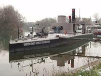 TIT HMHE: 08. A Lajta Monitor Múzeumhajó Neszmélyben