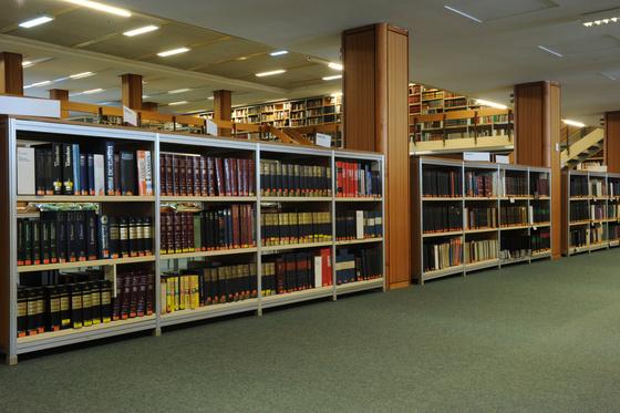 Országos Széchényi Könyvtár: Kézikönyvtár