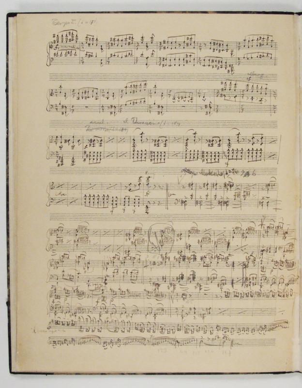 Bartók: Zongoraszonáta (1926)