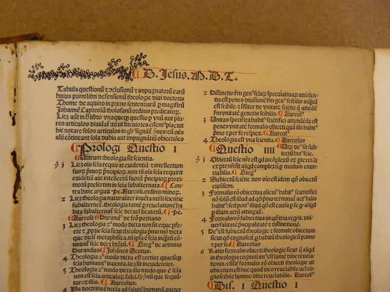 Capreolus első kötetének díszítése