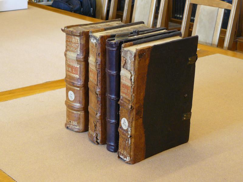 Capreolus négy kötete