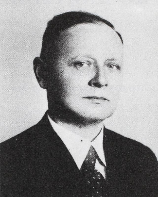 Fitz József, az OSZK főigazgatója