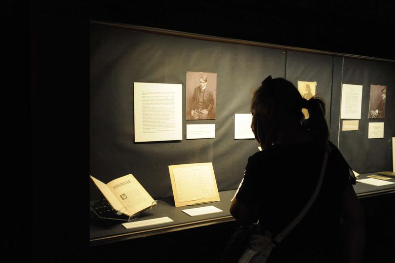 Ady- kézirat kiállítása