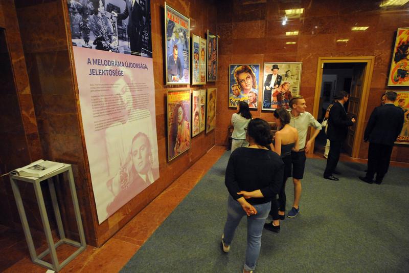 A magyar hangosfilm plakátjai 1931–1944 – kiállítás