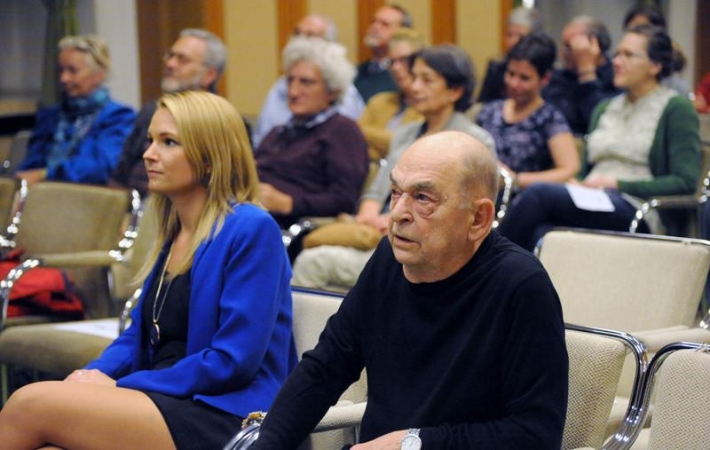 Veszelszki Ágnes és Bodrogi Gyula